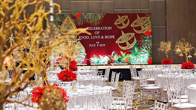 Celebration Of Food, Love & Hope @ Four Season Hotel, Kuala Lumpur