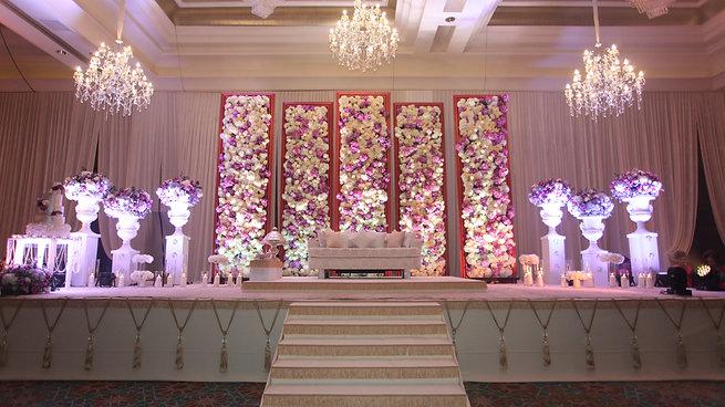 Decoration @ Tun Yassir X Diyanah