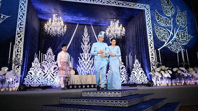 Decoration @ Shalmaa Aina X Wan Imar Izat