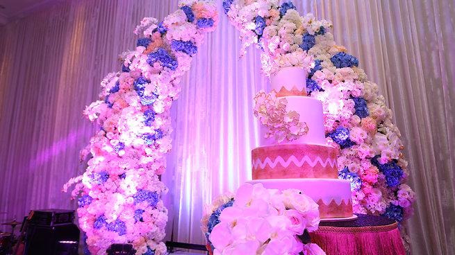 Decoration @ Mukhe Smita Reception