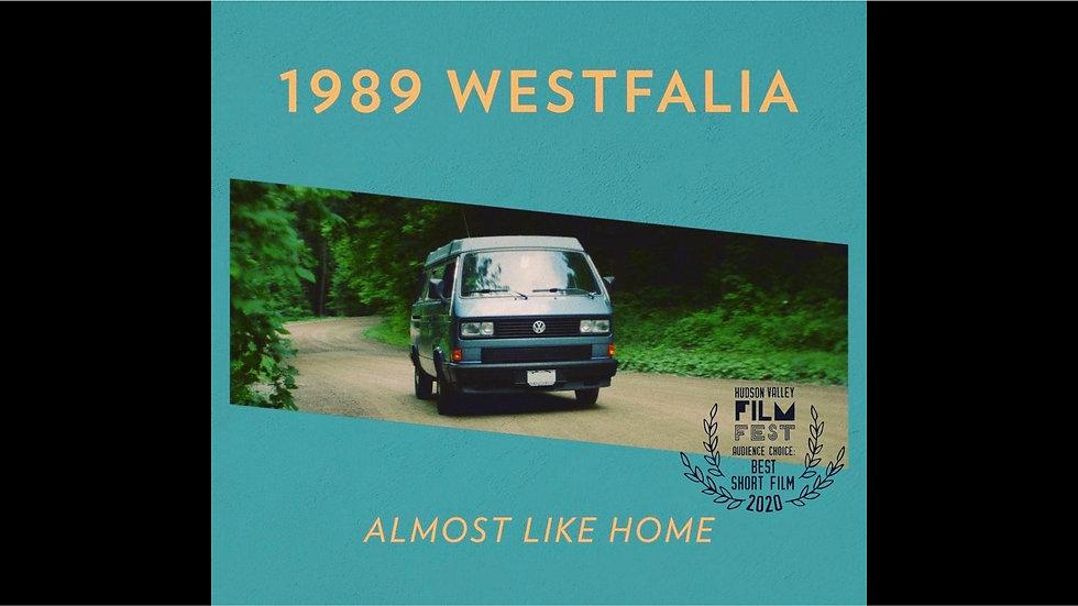 1989 Vanagon Westfalia - Almost Like Home