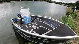 PF Boat Yamaha 25 cv