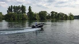 PF Boat 370 Yamaha 20 cv 2016