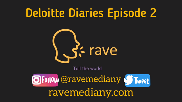 Deloitte Diaries Episode 2