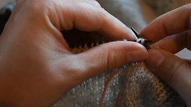 Slip, slip, knit