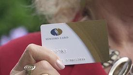 Seniors Card promo