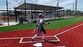 Kennedy Kiyah Hitting 5-29-20