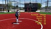 Kiyah Kennedy Pitching 5-29-20
