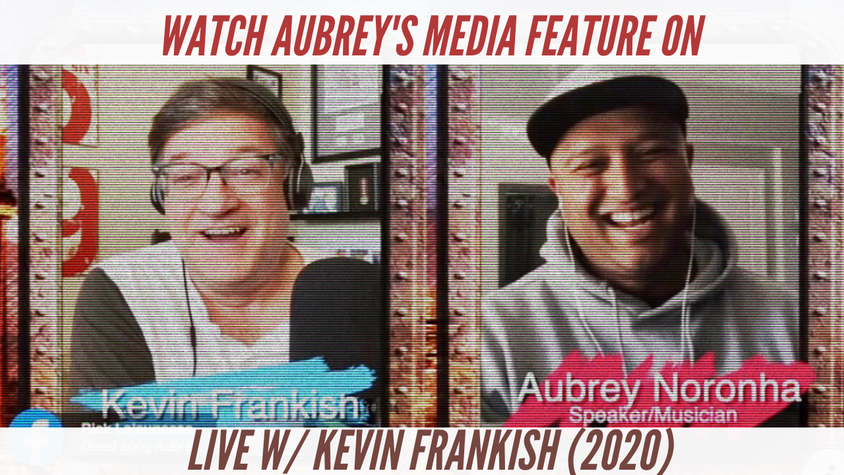 Media Feature on Live with Kevin Frankish (2020)