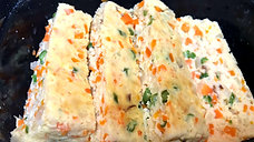 鶏ひき肉と豆腐のヘルシーテリーヌ