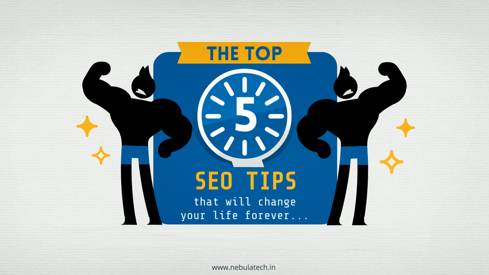 SEO BASICS & TIPS