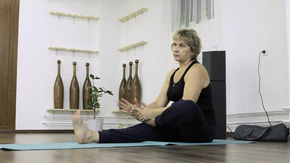 Йога для начинающих