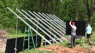 Sustainability Committee - Supervisor's Solar Installation