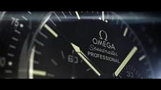 Omega Speedmaster Commercial