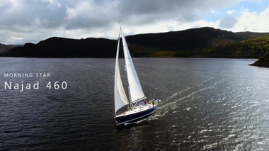 Vessel marketing video