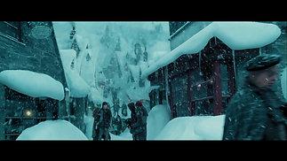 Falling Snow Foss