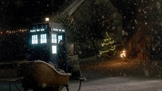 Falling Snow Heavy_Urban