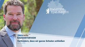 """Berliner CDU: """"Verhindern, dass wir ganze Schulen schließen"""""""