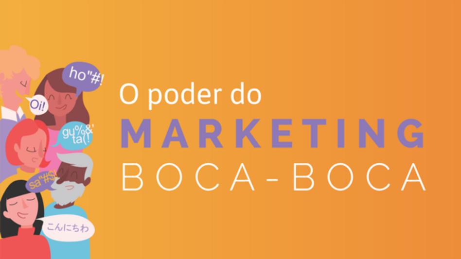 Marketing boca a boca - Heitor Pereira
