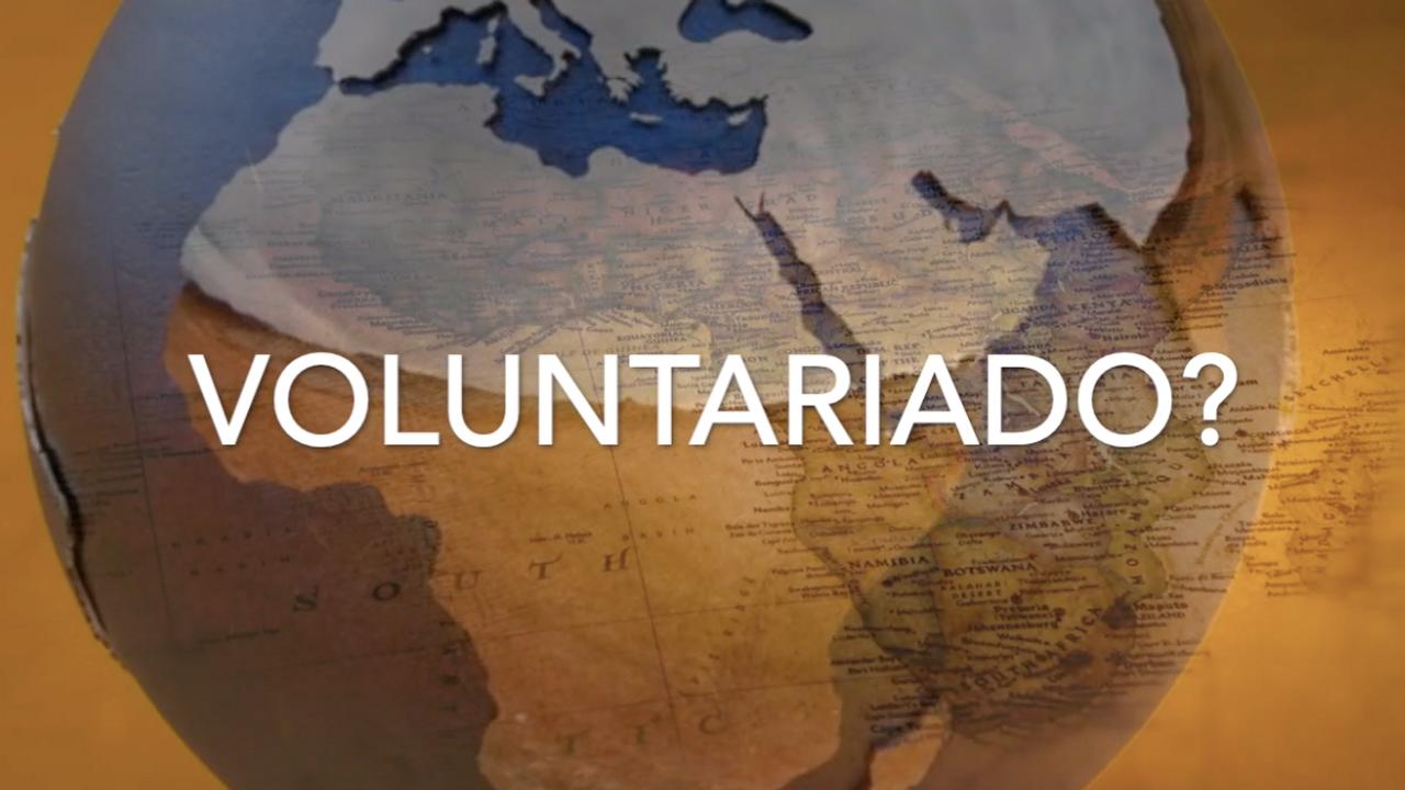 VOLUNTARIADO/Volunteering