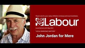 John Jordan for Mere