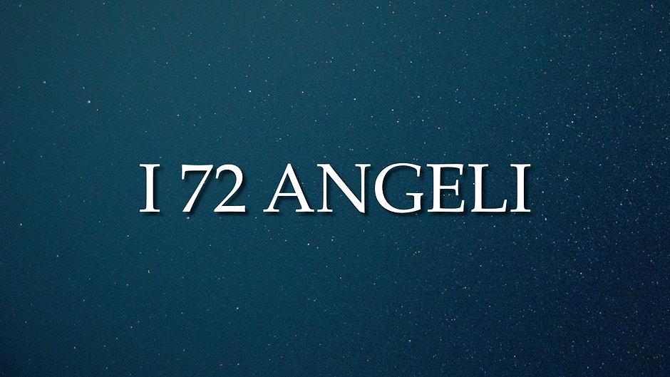 I 72 Angeli