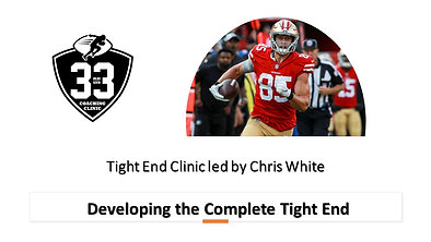 Developing The Complete Tight End