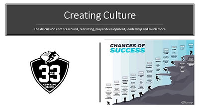 Building the Culture