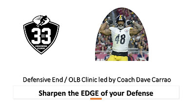 Sharpen the Edge of your defense