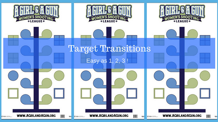 Target Transitions & Shoot from Cover