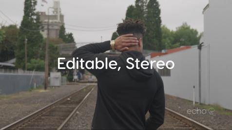Do You See Me? - editable stereo
