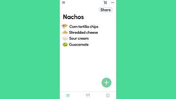 Whisk - Nachos