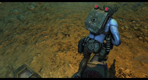Playstation 4 - Rogue Trooper