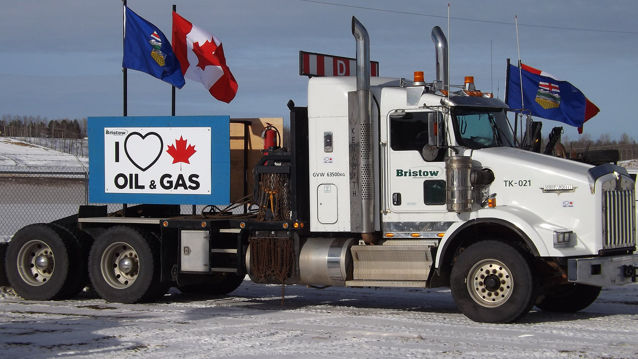 Let's make Alberta energy sector strong again!