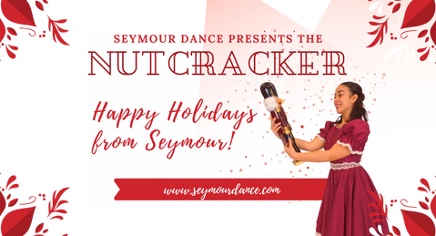 Seymour Dance Presents The Nutcracker On Film! 2020
