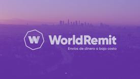 Local Film Works - World Remit Advert