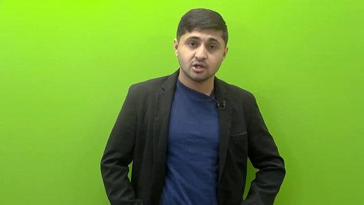 Subash Acharya, Medical Student, Concord, NH