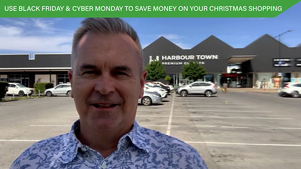 Use Black Friday & Cyber Monday to save money on your Christmas Shopping
