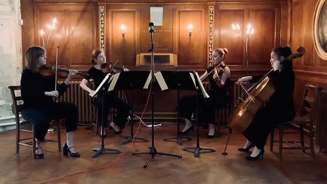 Haydn Op.76 No.1