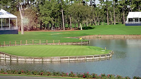TPC Sawgrass 17th- The story behind golfs most iconic hole
