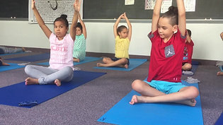Yoga at CAI Learning Academy