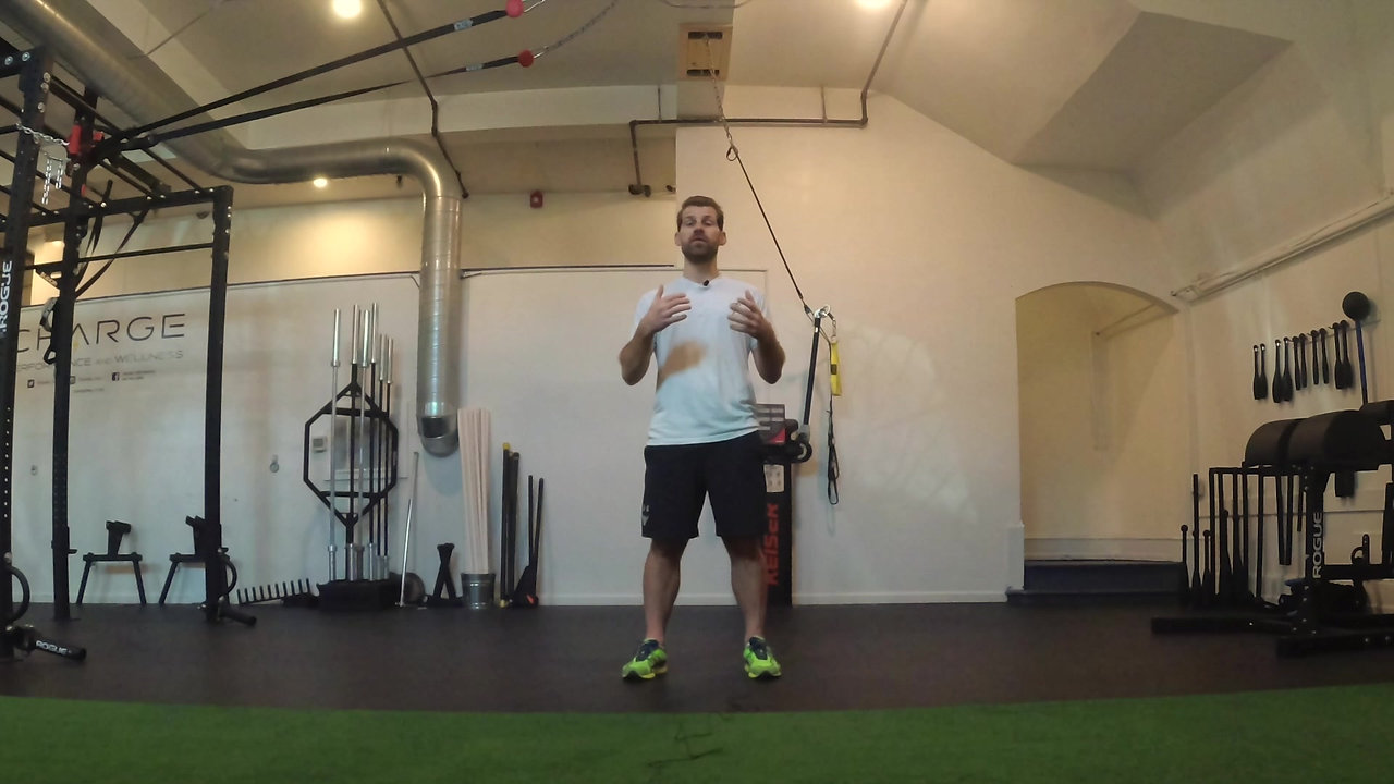 CHARGE's Online Workouts