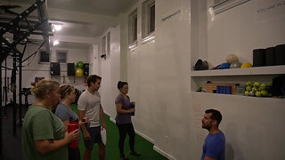 Group Training at CHARGE