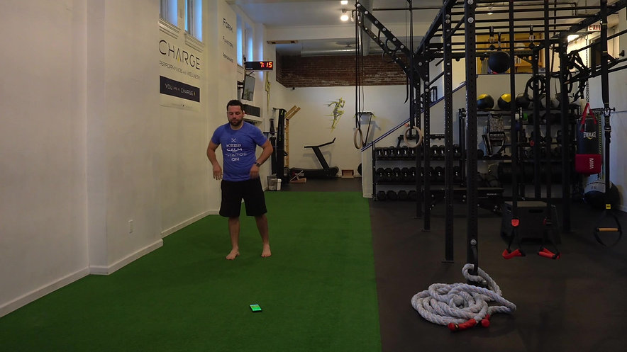 Real Fitness with Jake