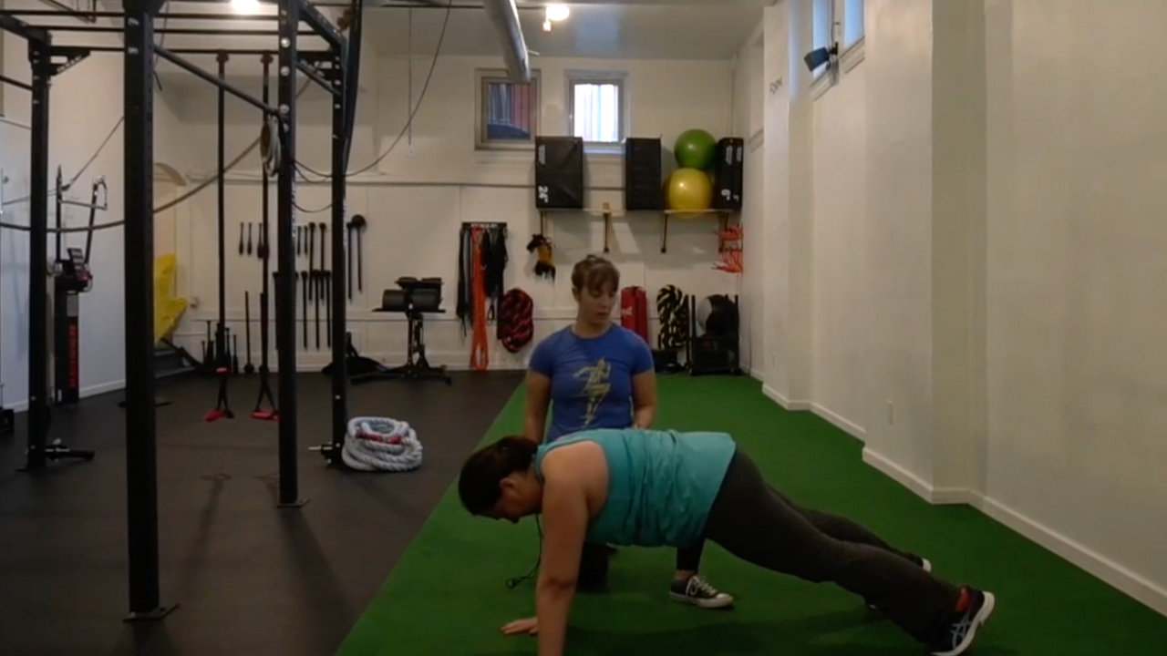 Personal Training at CHARGE