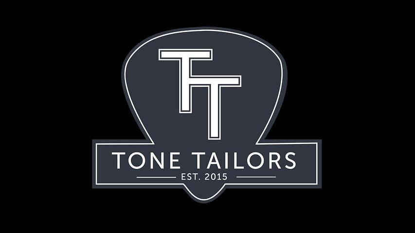 Tone Tailors Logo Animation