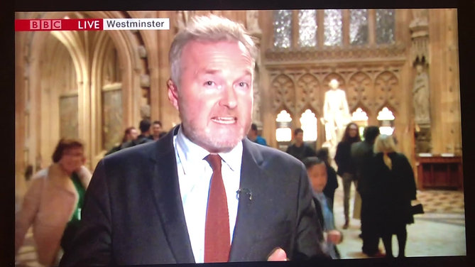 Channel 4 Report on House of Commons performance