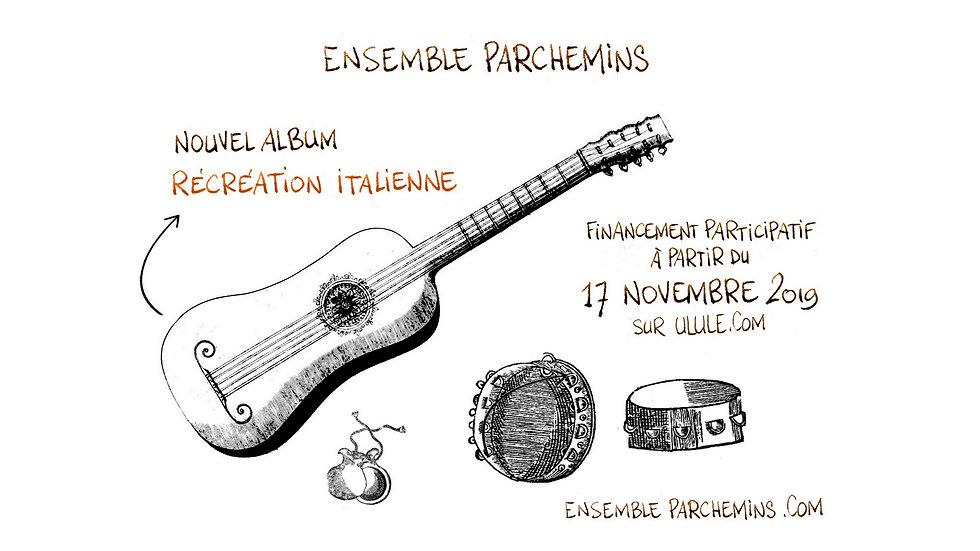 Enregistrement 2ème album - Financement participatif - Ulule.com