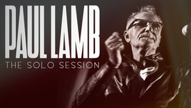 Paul Lamb: The Solo Session, Live at Rimshot Studio