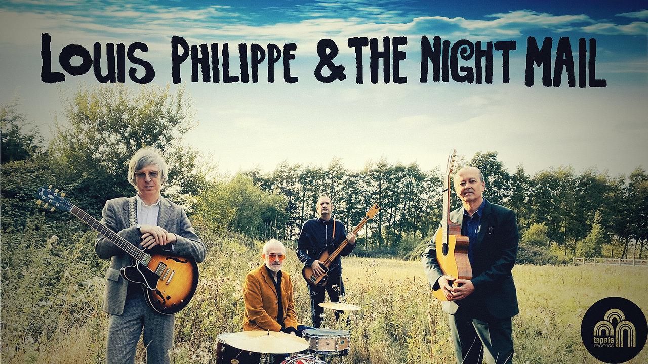 Louis Philippe & The Night Mail, Live at Rimshot Studio